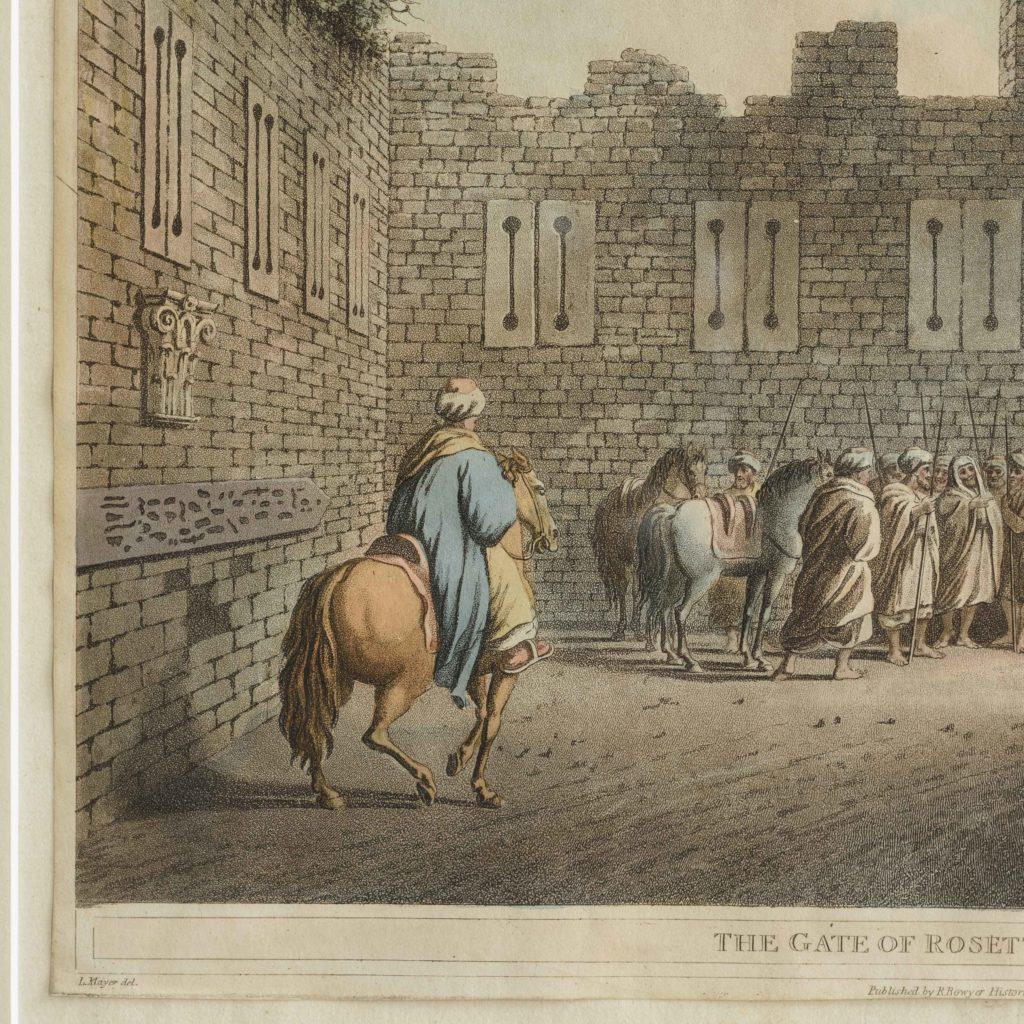 Views in Egypt; original aquatints published 1804-104796