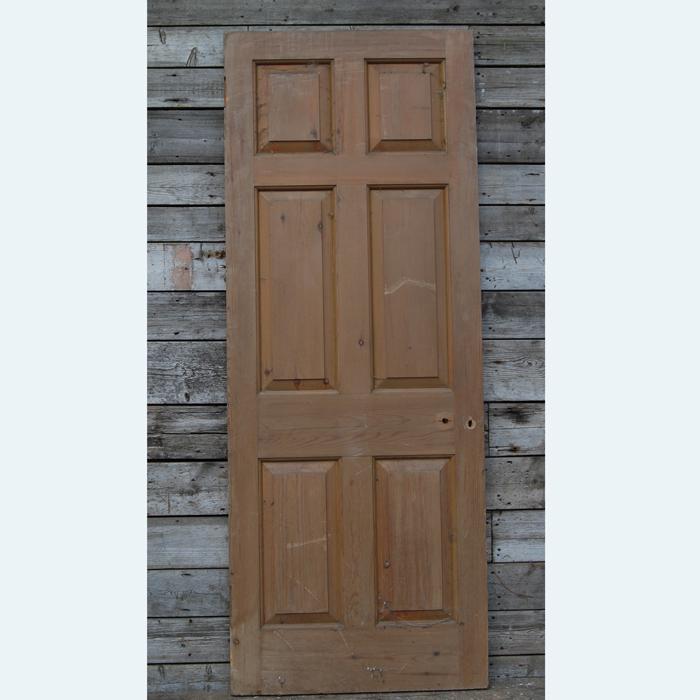 Georgian style door