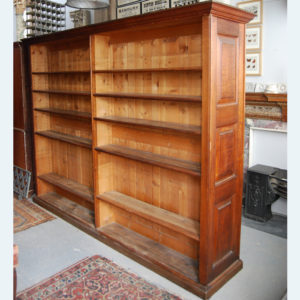 Queen's Library Bookcase