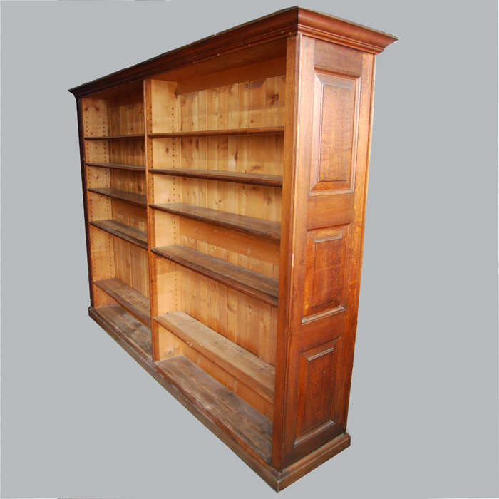 The Queen's College Bookcase