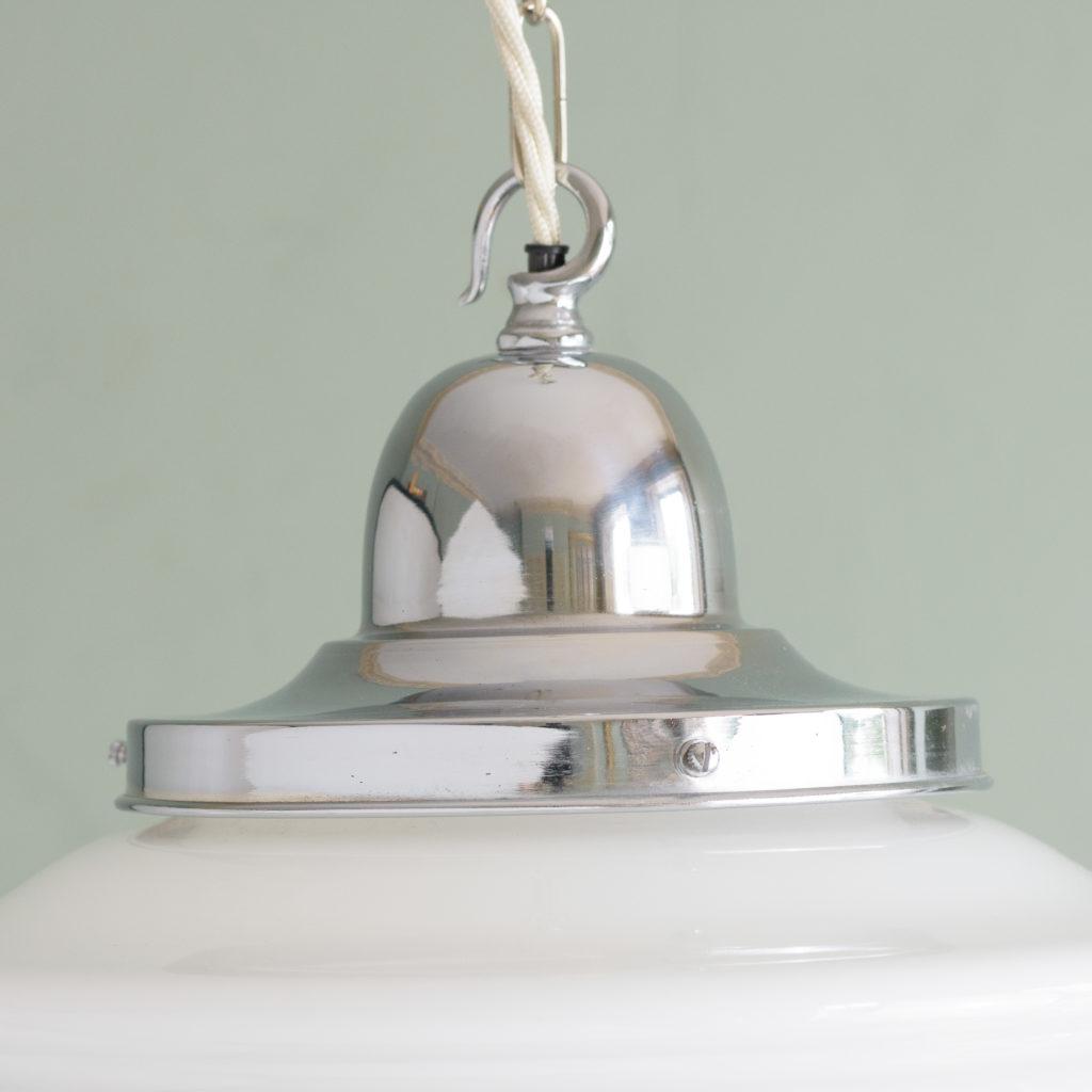 Edwardian opaline pendant lights,-105750
