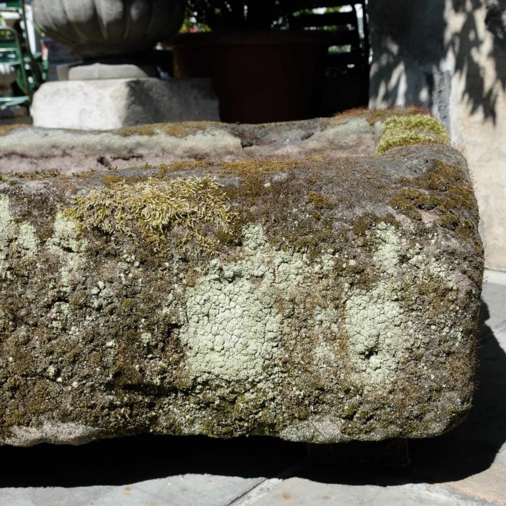Nineteenth century stone trough,-107010