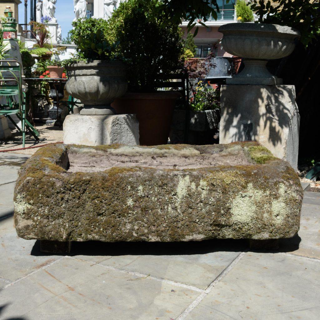 Nineteenth century stone trough,-107014