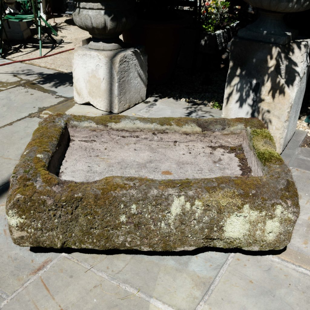 Nineteenth century stone trough,-107015