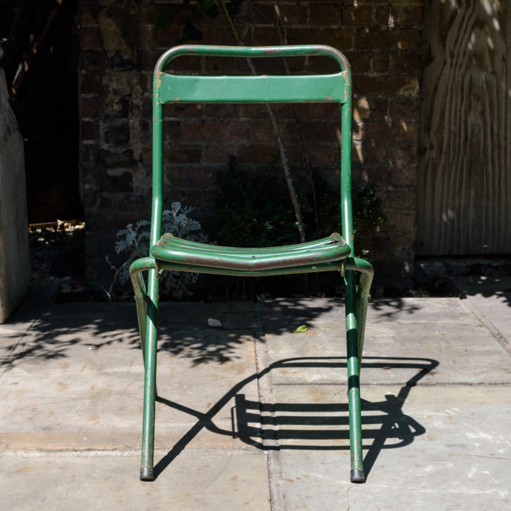 French folding cafe chairs,-106947