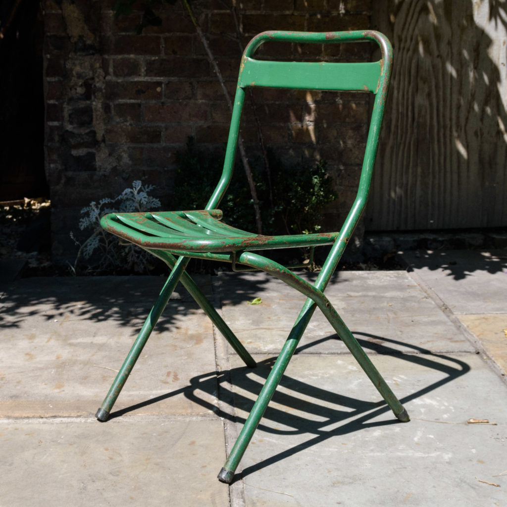 French folding cafe chairs,-106954