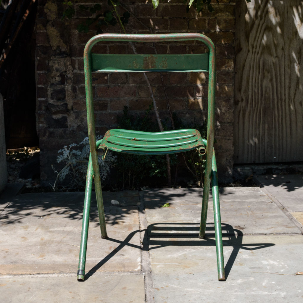 French folding cafe chairs,-106948