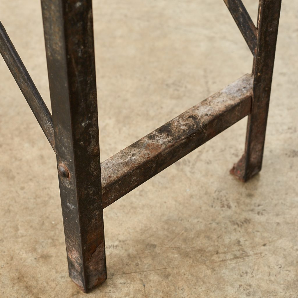 Distressed German pine beer hall benches,-107486