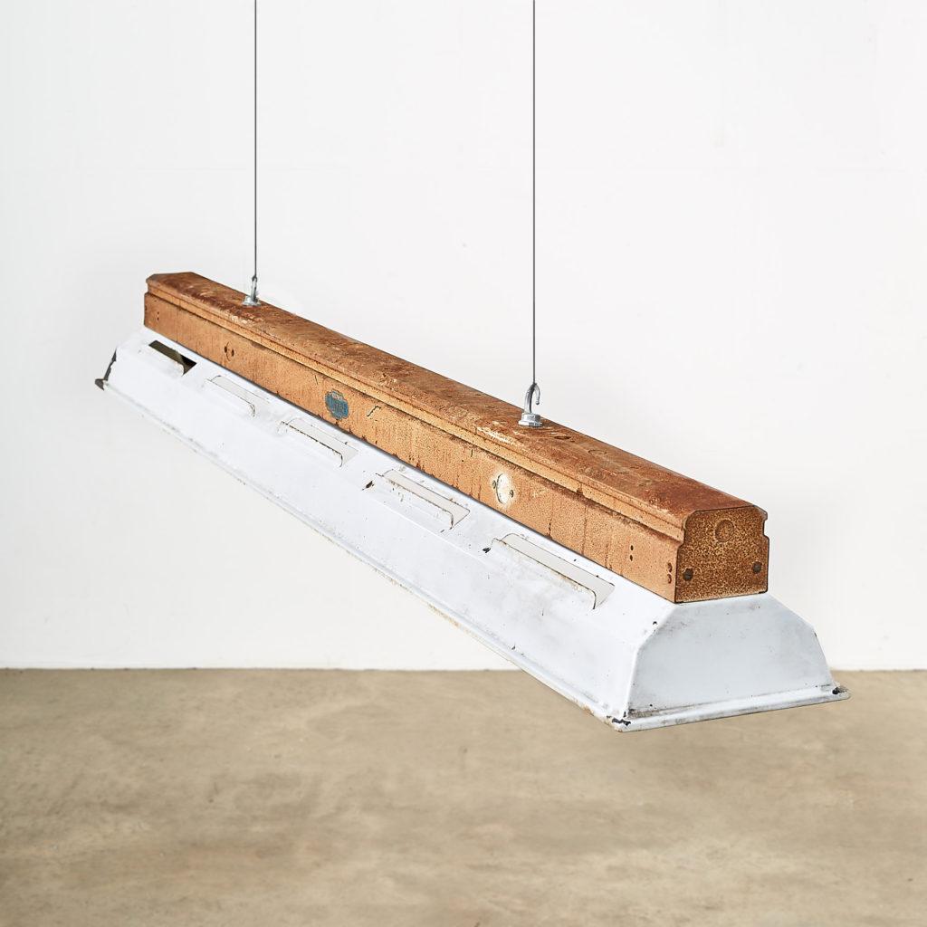 Benjamin 'Flurolier' strip lights,-0