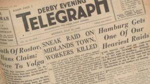 A contemporary newspaper report.