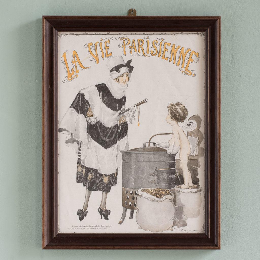 La Vie Parisienne (Parisian life)-0
