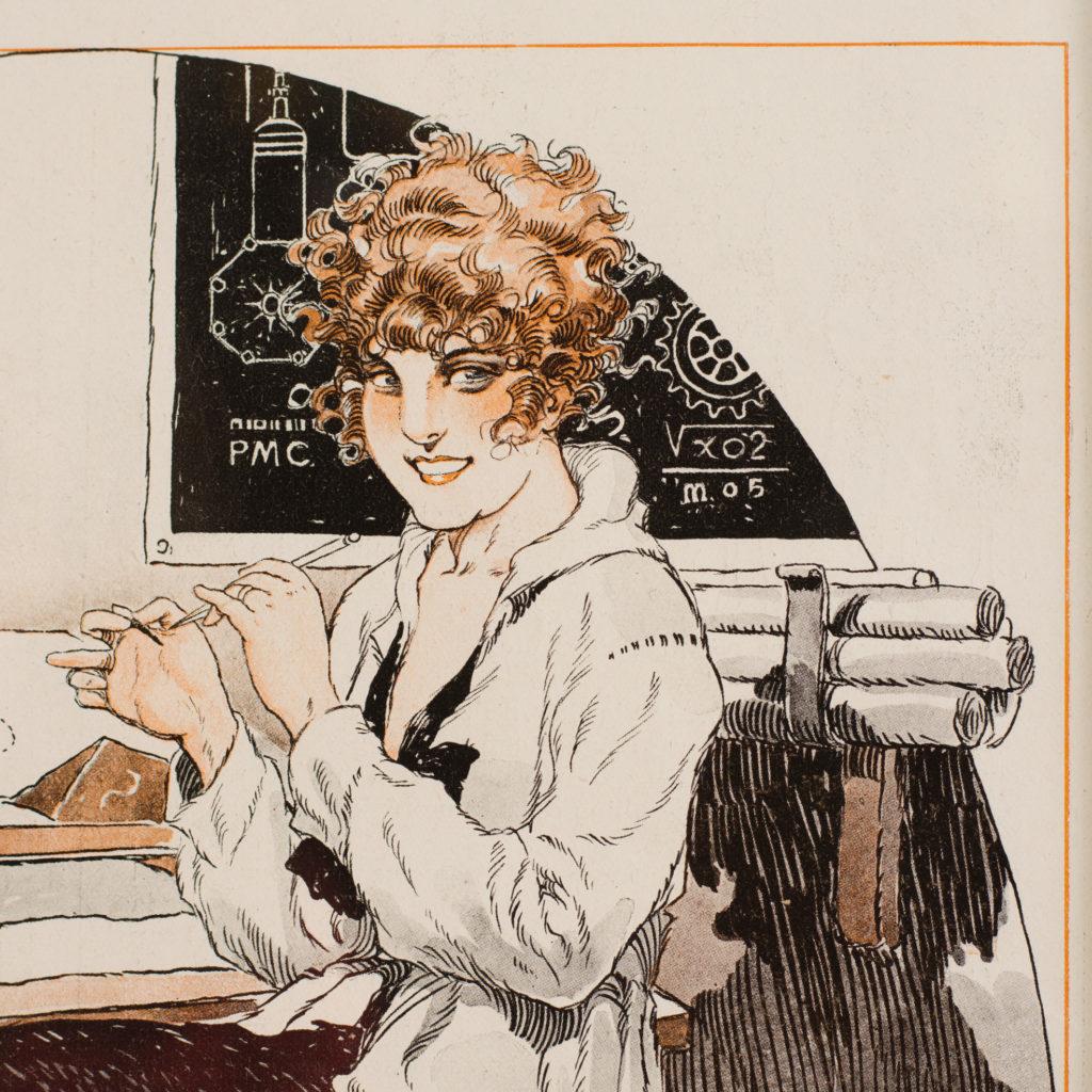 La Vie Parisienne (Parisian life)-107869