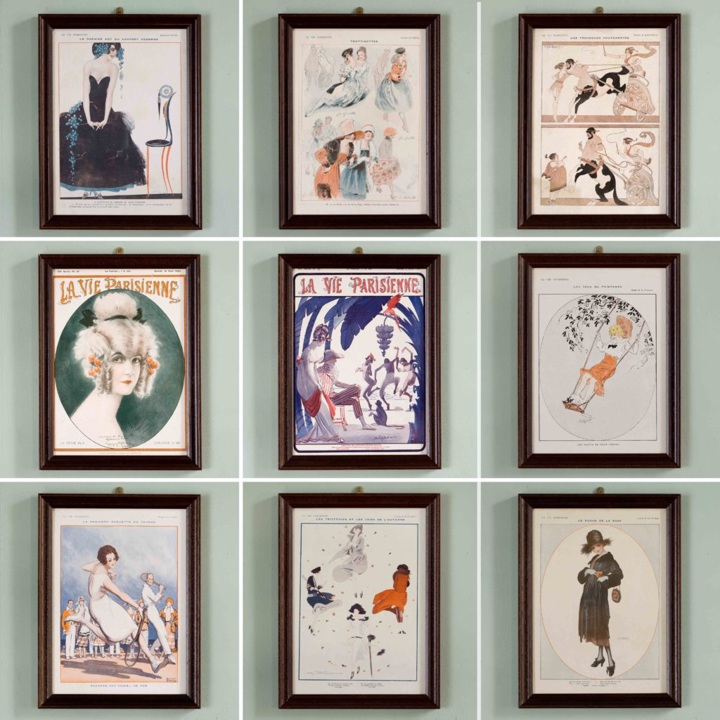 La Vie Parisienne (Parisian life)-107892