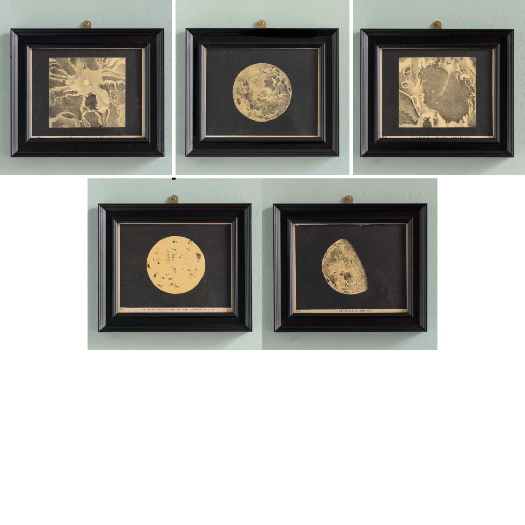 Original astronomy prints published 1843-107814