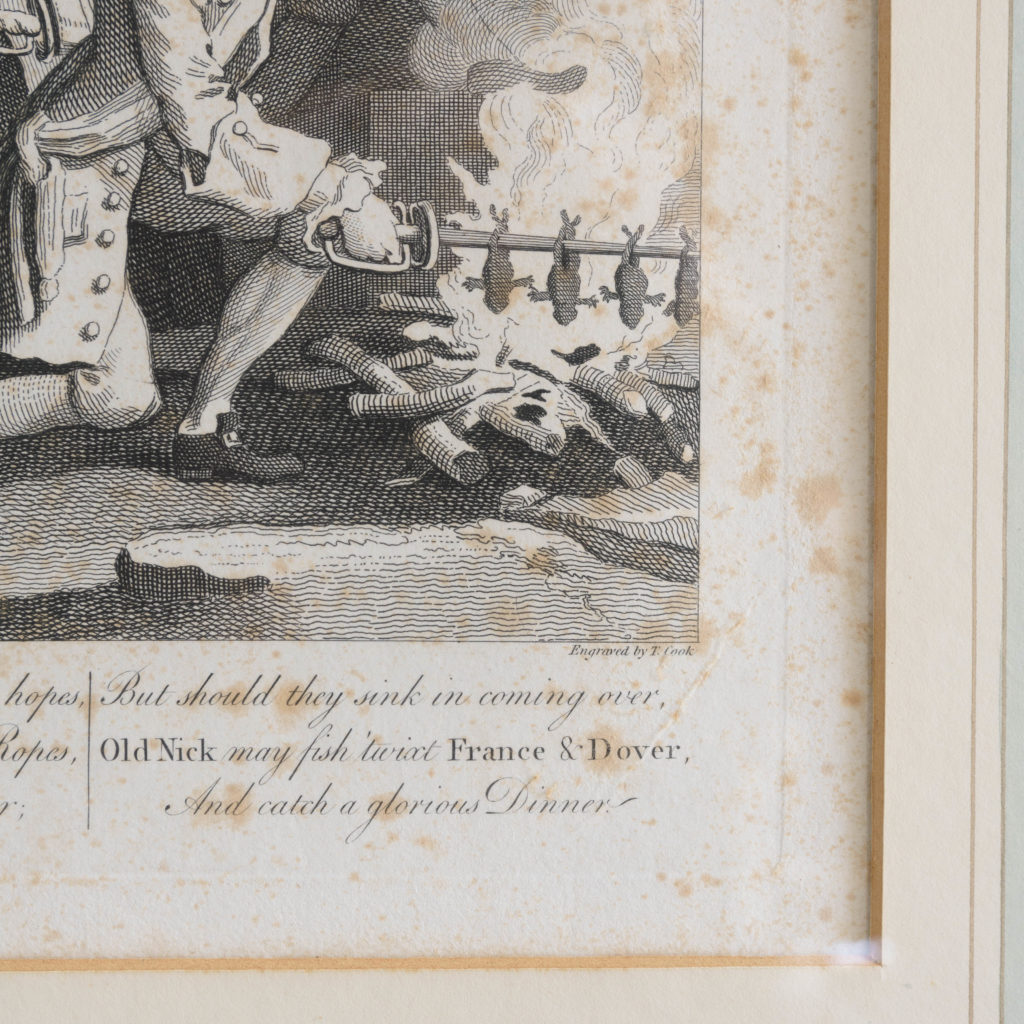 England and France, after William Hogarth published c1805-107915