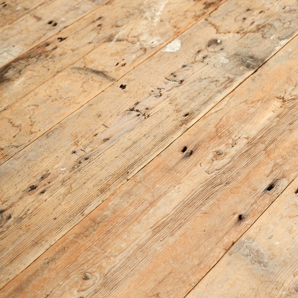 Queen's Gate Place Victorian Pine Flooring-107939