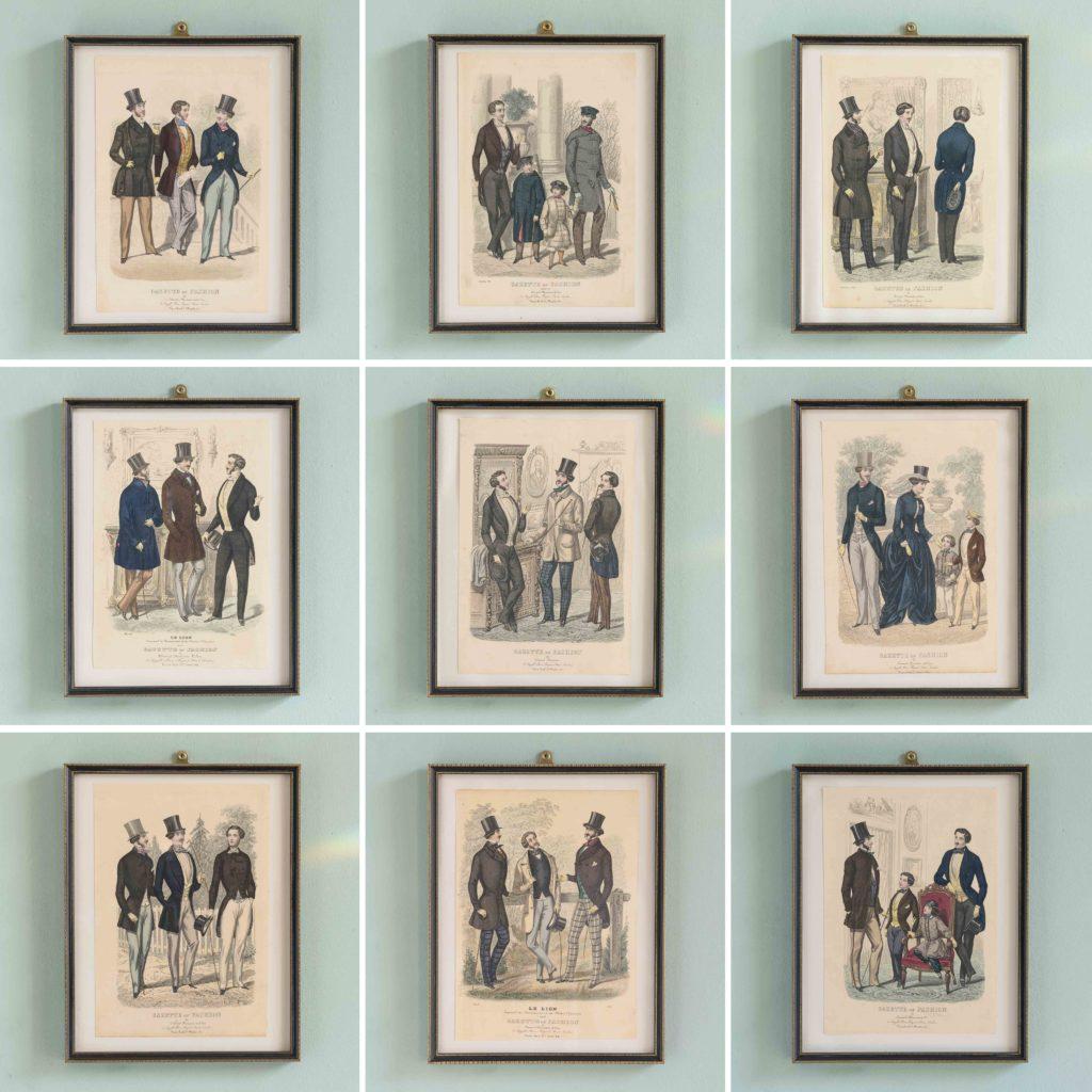 Gazette of Fashion,-108518