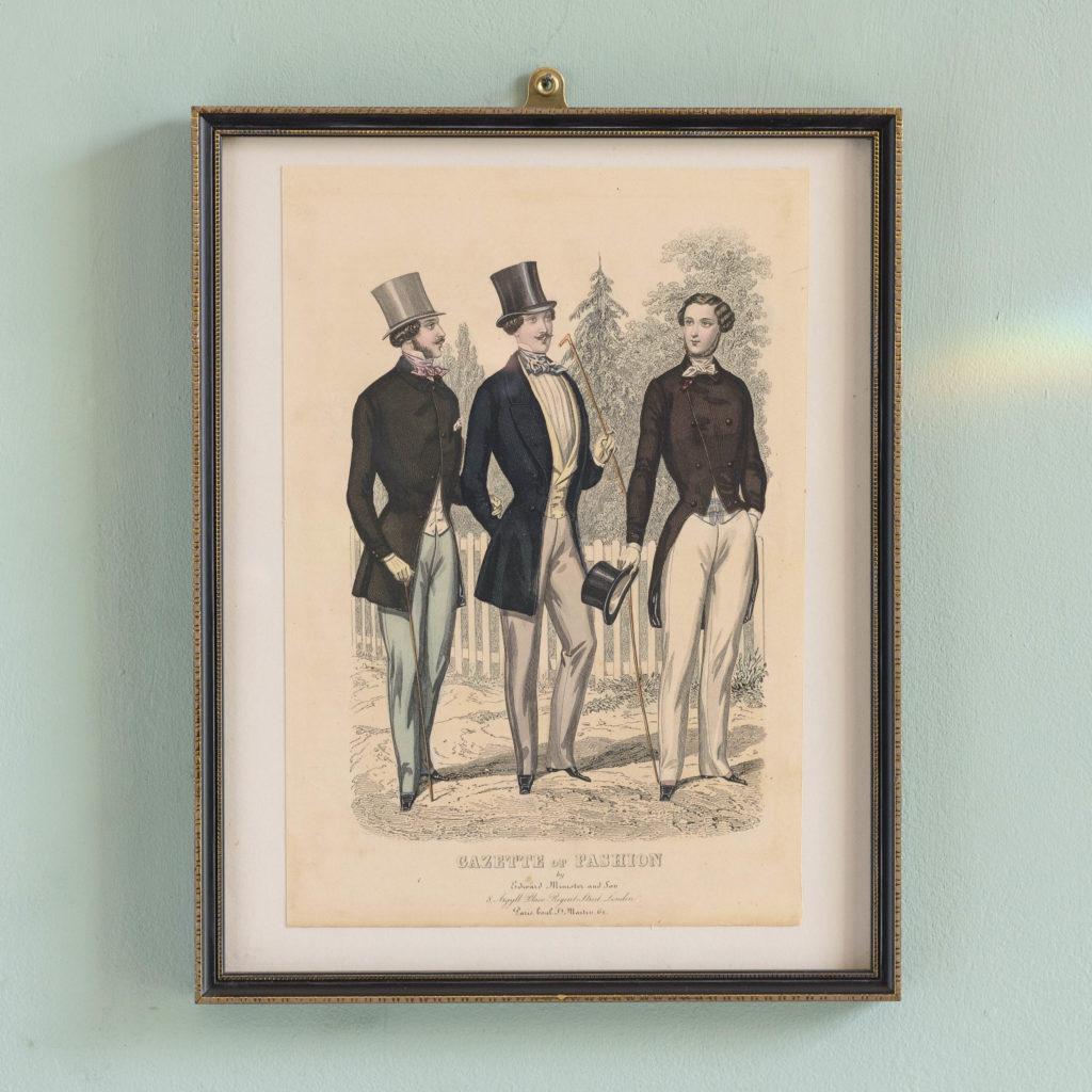 Gazette of Fashion,-0