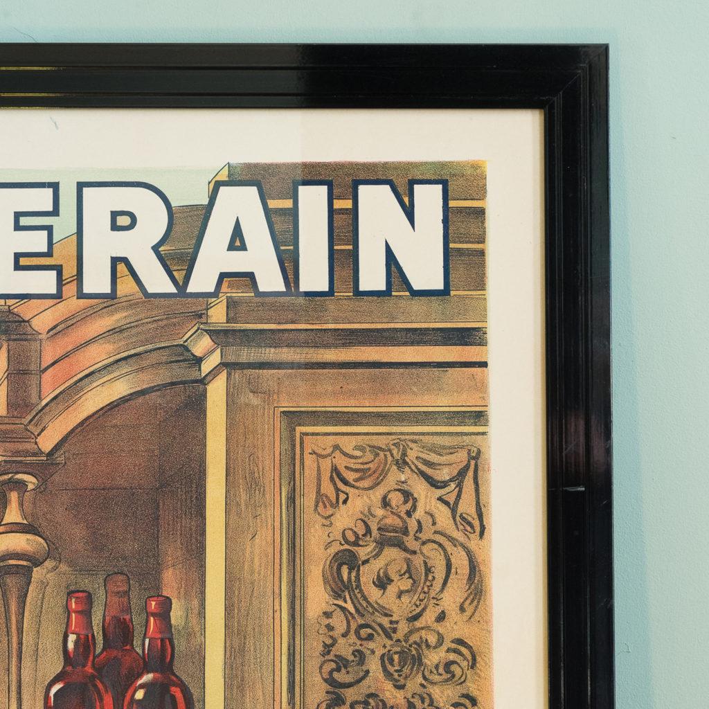 Le Souverain, original poster published circa 1895,-112524