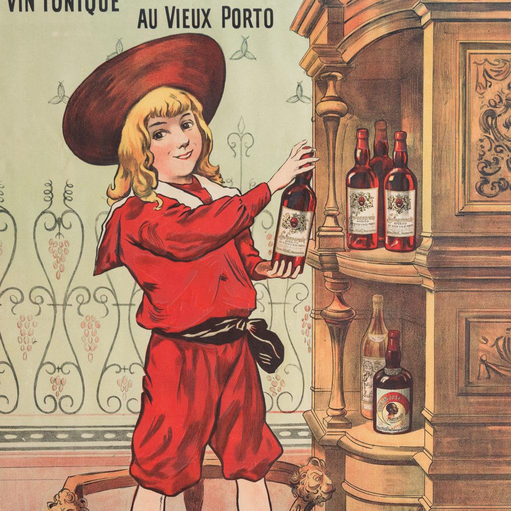 Le Souverain, original poster published circa 1895,-112530