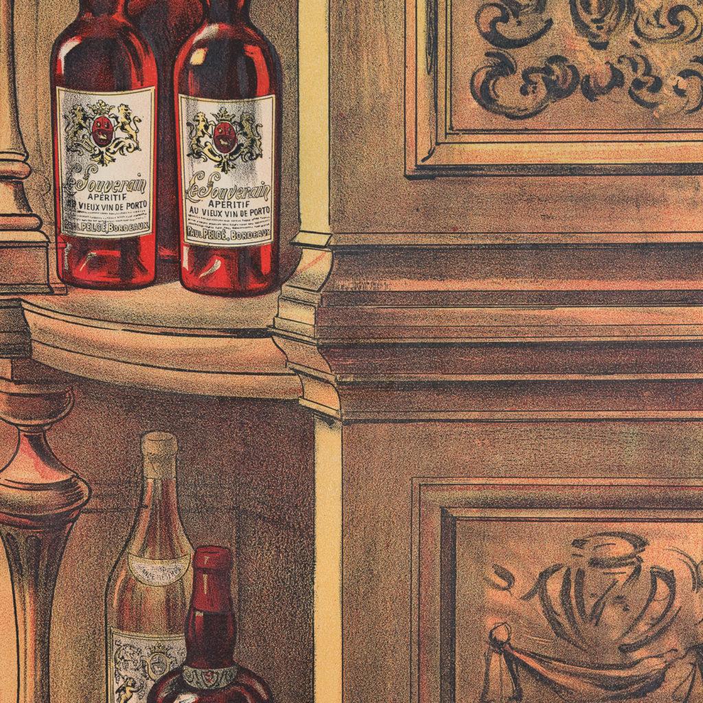 Le Souverain, original poster published circa 1895,-112527