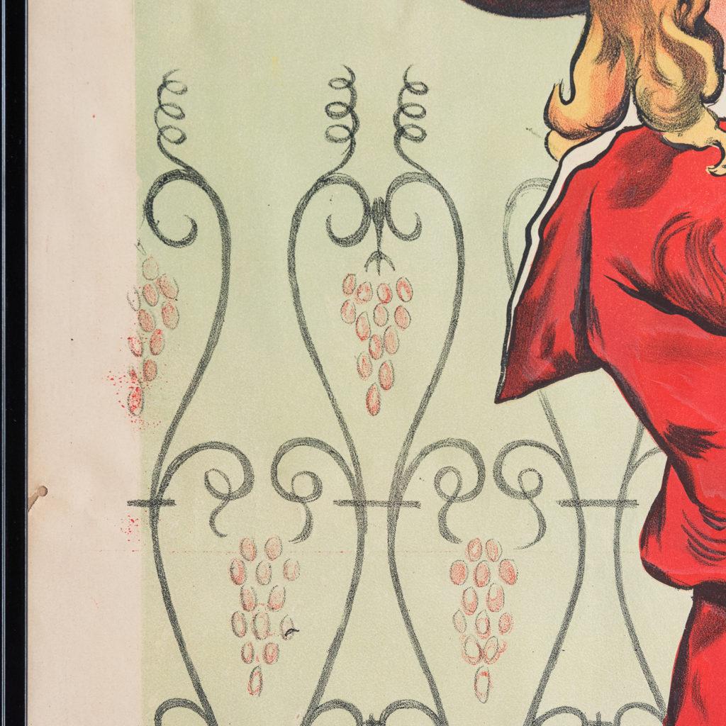 Le Souverain, original poster published circa 1895,-112525