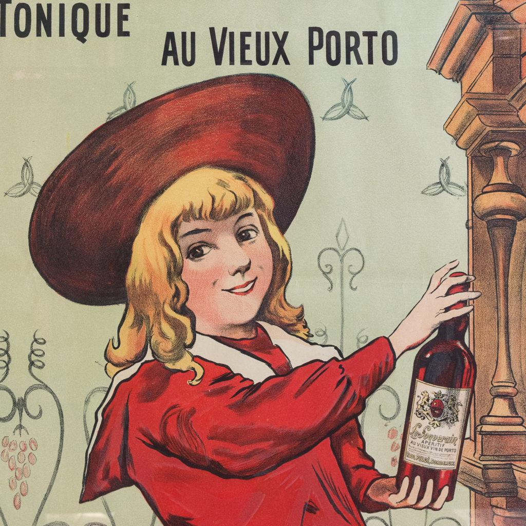 Le Souverain, original poster published circa 1895,-112531