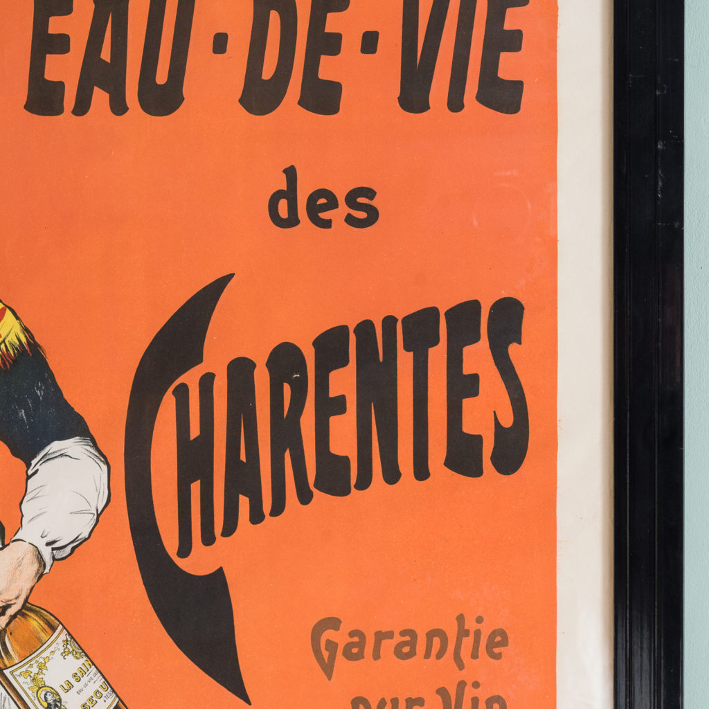 La Saintongeoise. Original poster published c1901-112540