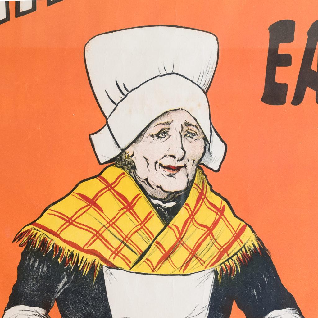 La Saintongeoise. Original poster published c1901-112536