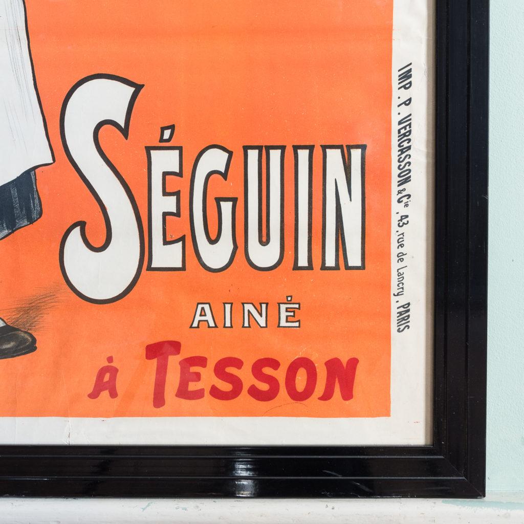 La Saintongeoise. Original poster published c1901-112541