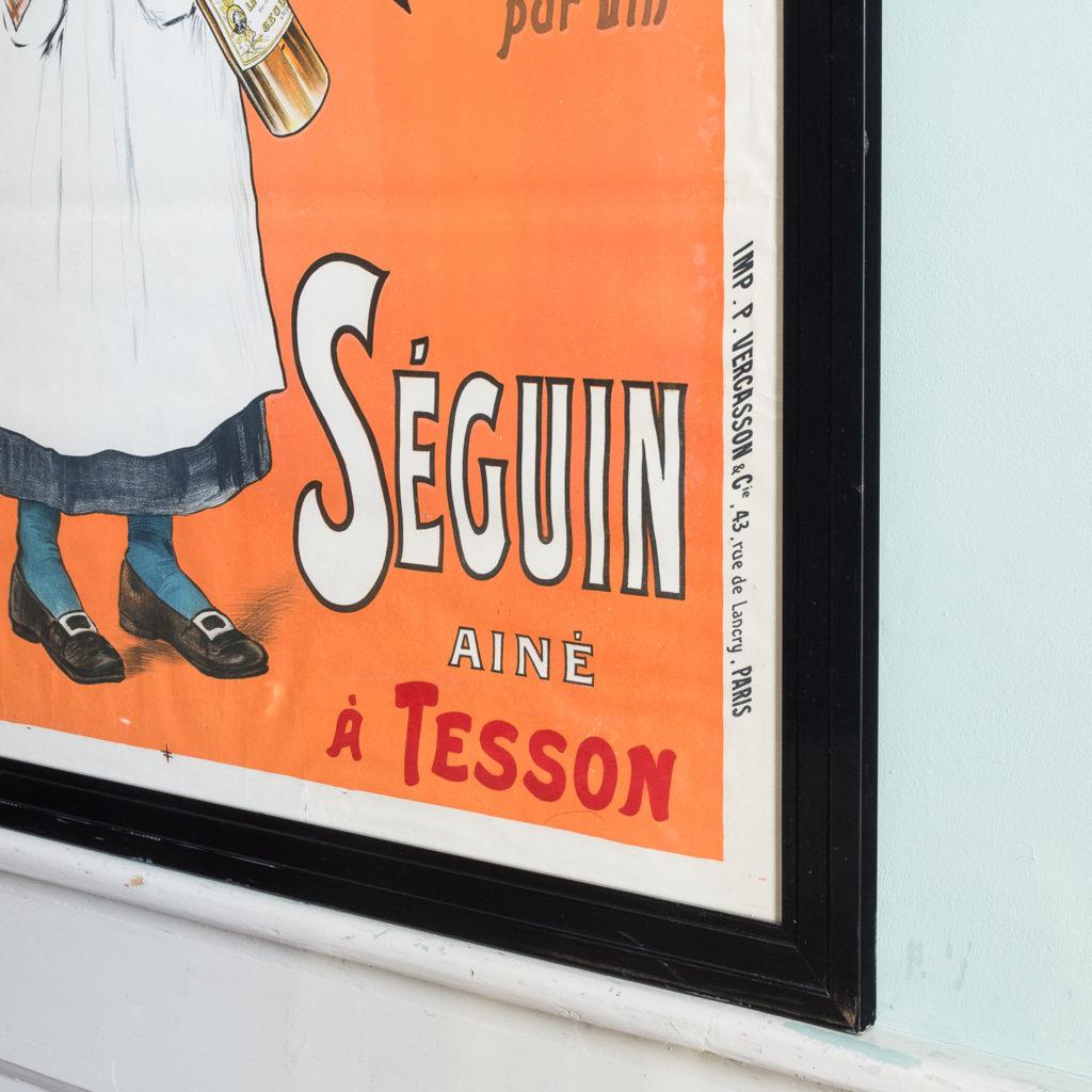La Saintongeoise. Original poster published c1901-112538