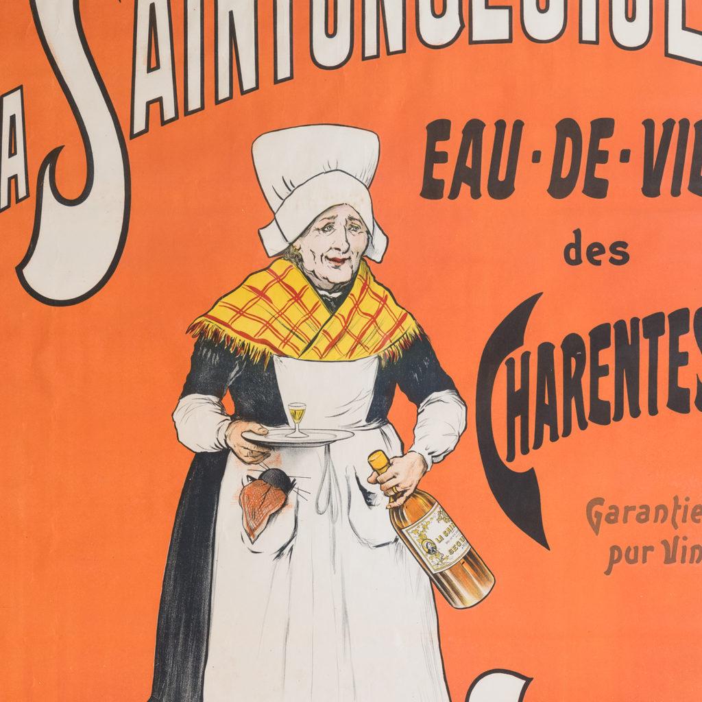 La Saintongeoise. Original poster published c1901-112537
