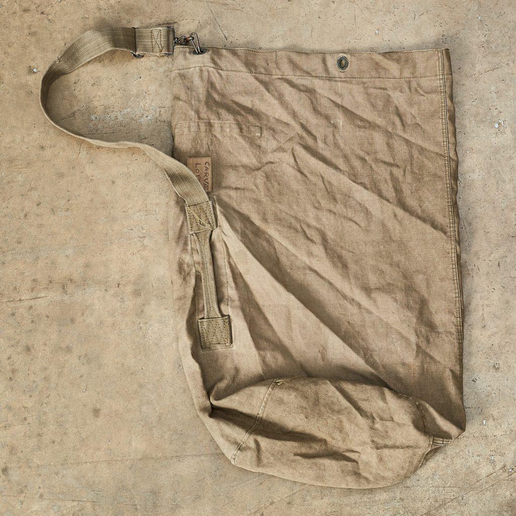 Khaki army holdall,-108389