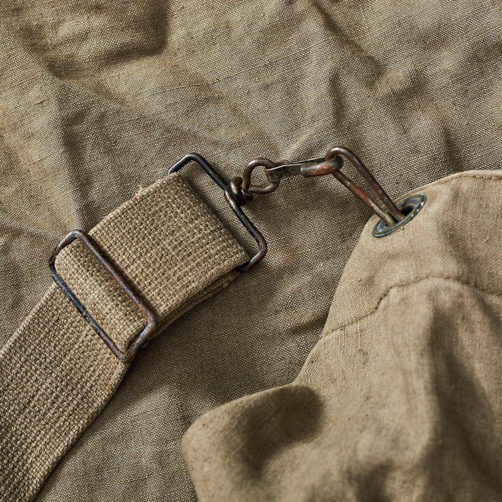 Khaki army holdall,-108390