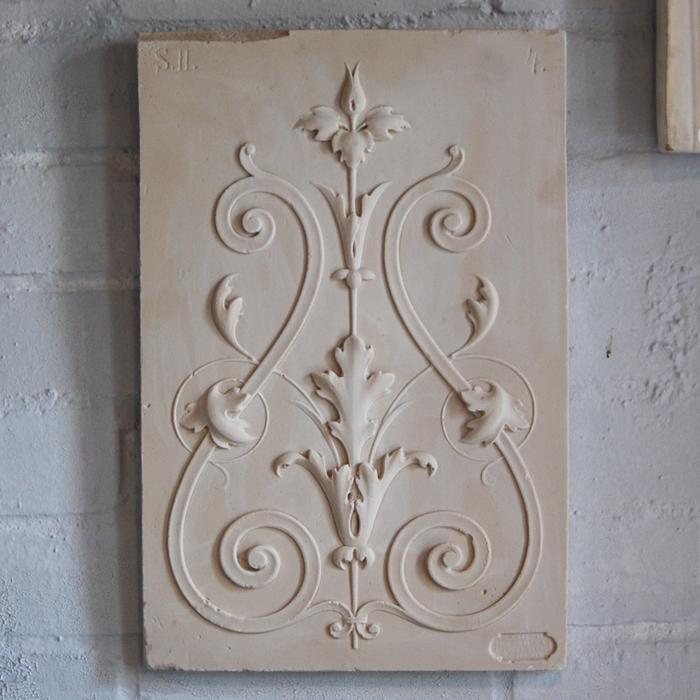 relief plaque