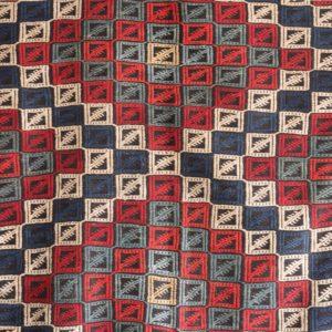 Turkish flatweave Zileh carpet, -0