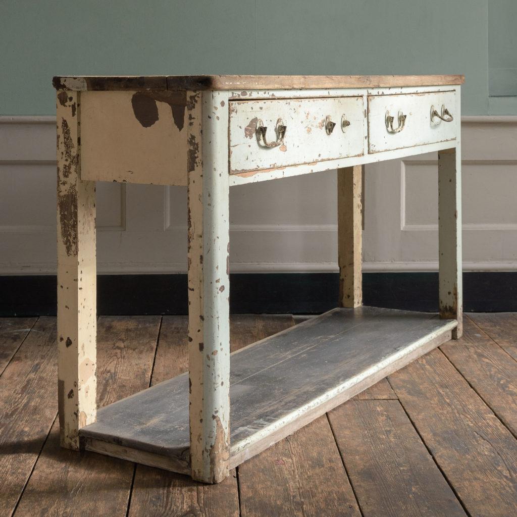 Nineteenth century potboard dresser,-109312