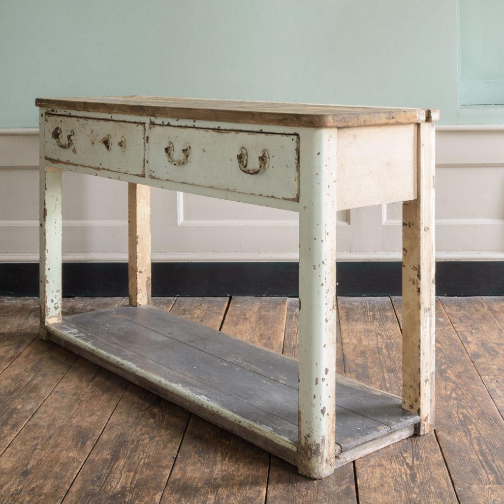 Nineteenth century potboard dresser,-109300