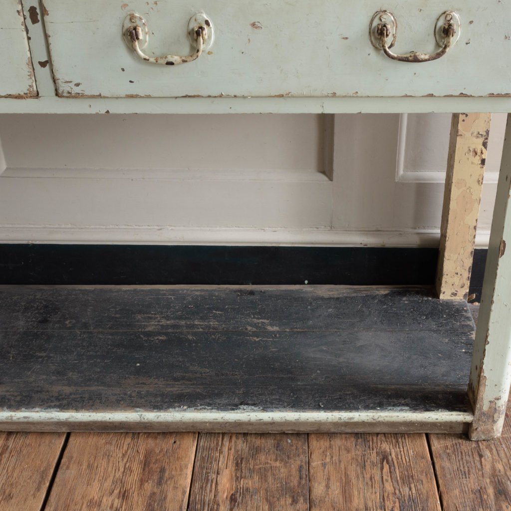 Nineteenth century potboard dresser,-109308