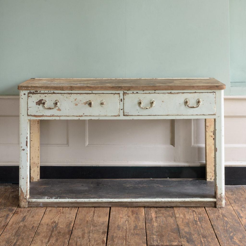 Nineteenth century potboard dresser,-109310