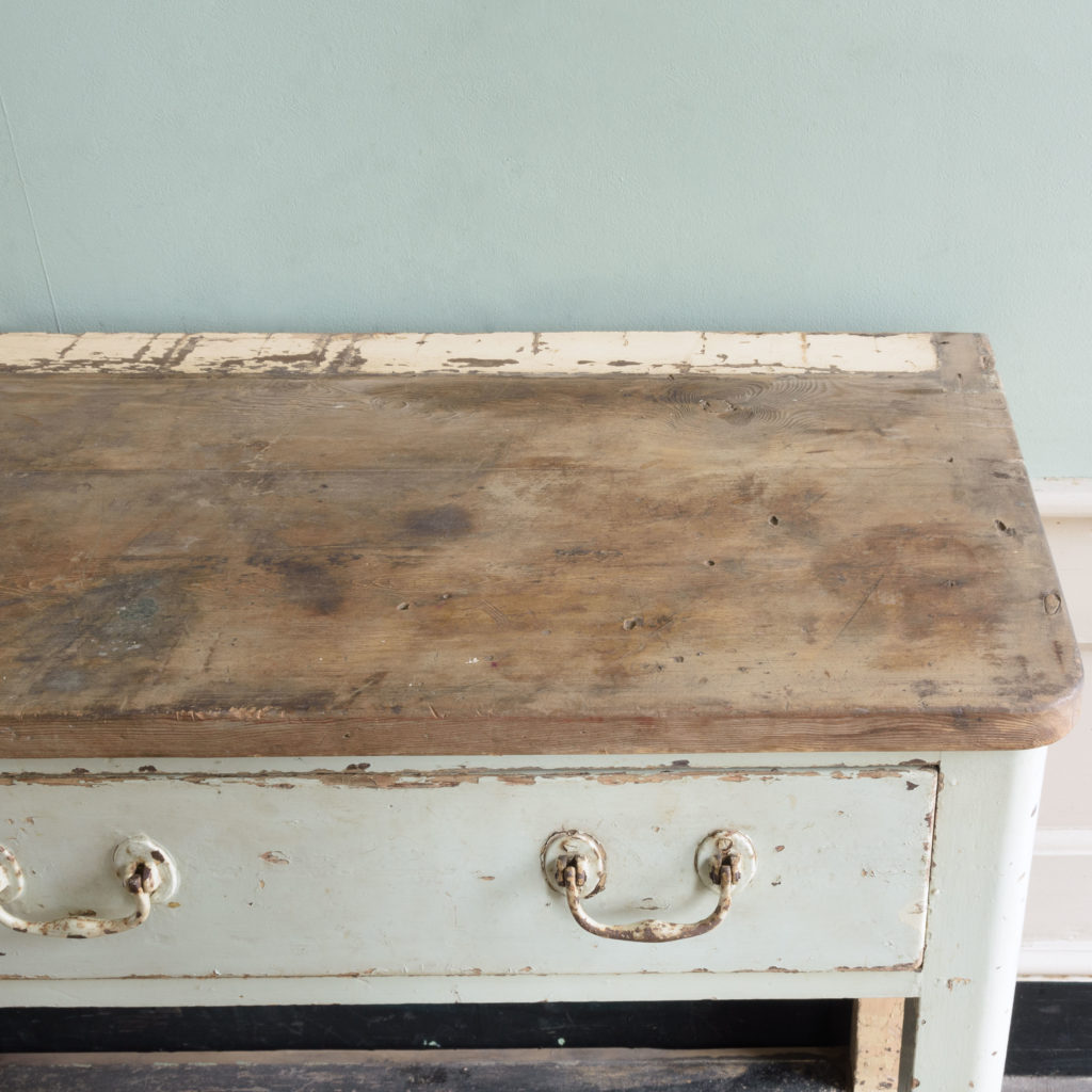 Nineteenth century potboard dresser,-109301