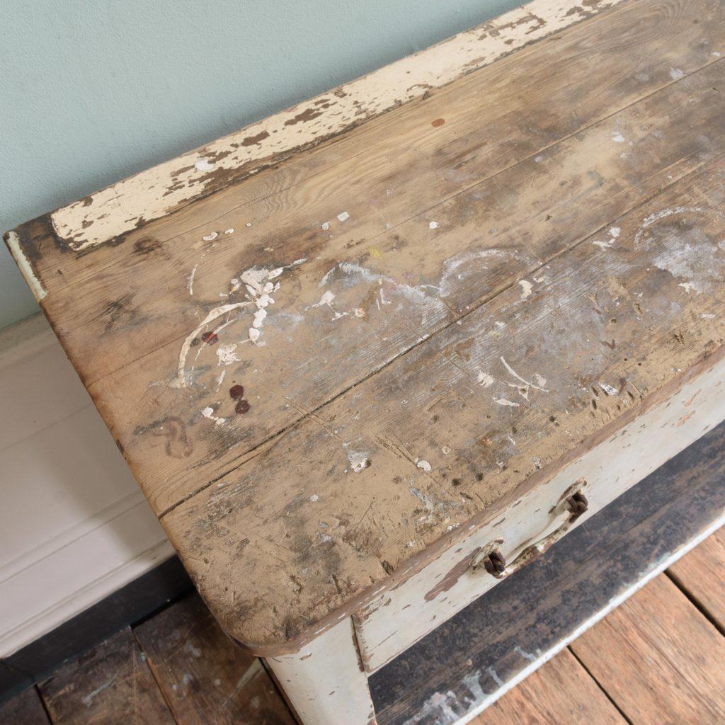 Nineteenth century potboard dresser,-109307