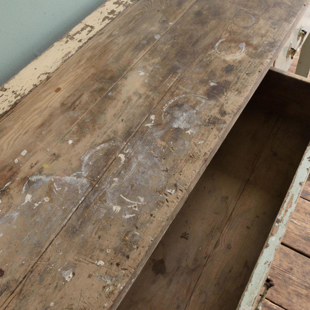 Nineteenth century potboard dresser,-109311