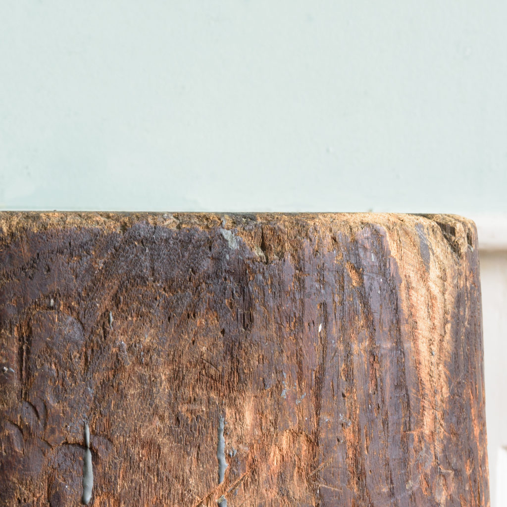 Nineteenth century workshop block,-109454