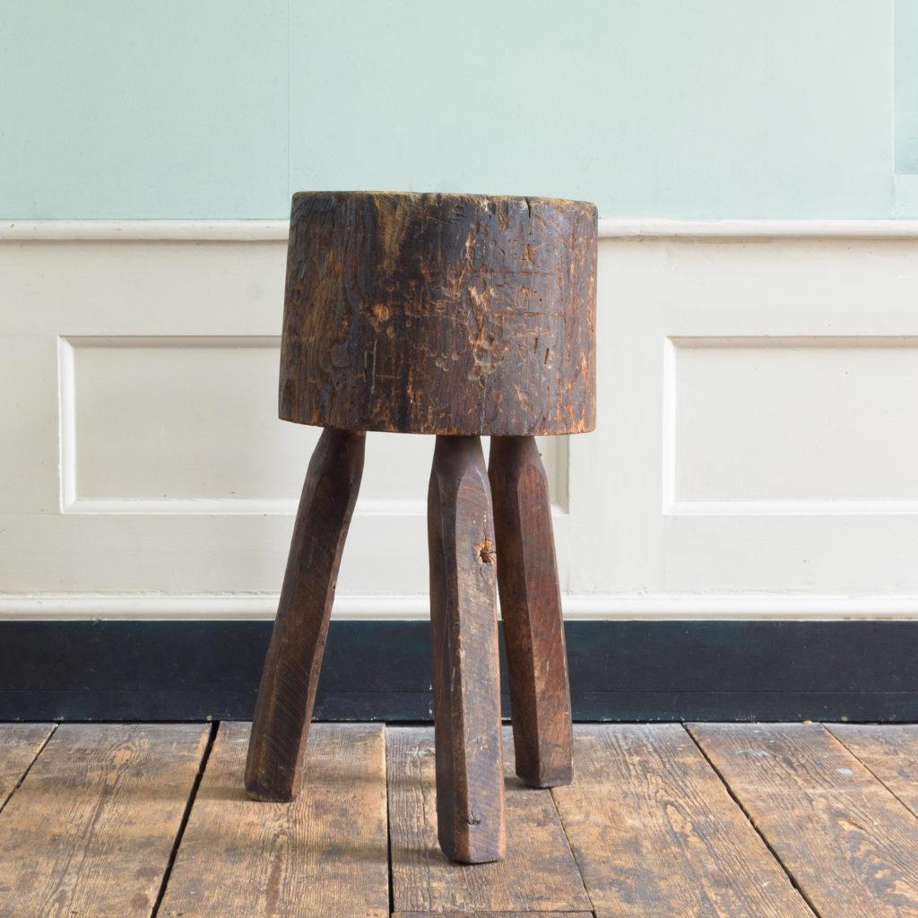 Nineteenth century workshop block,-109450