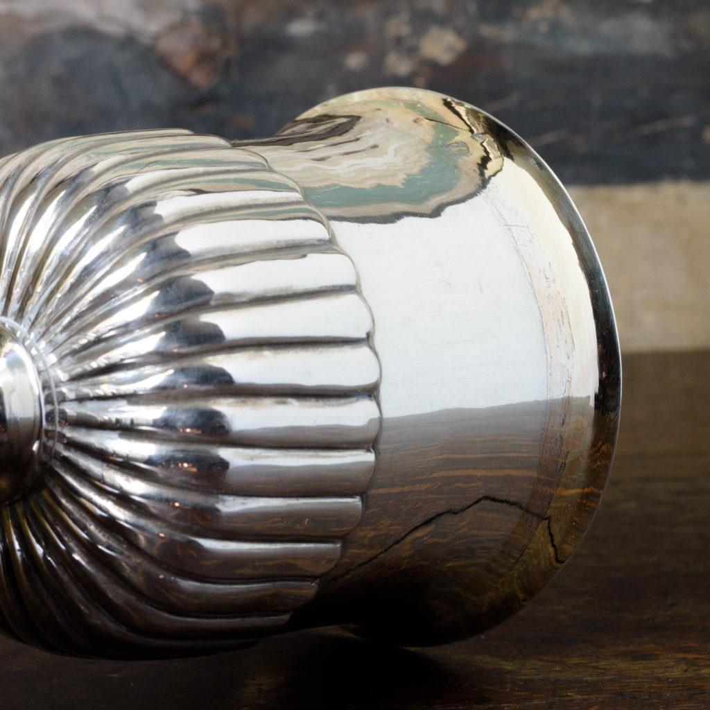Silver communion chalice,-109582