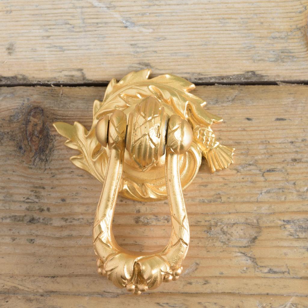 Gilt drawer pulls,-109651