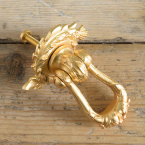 Gilt drawer pulls,-0