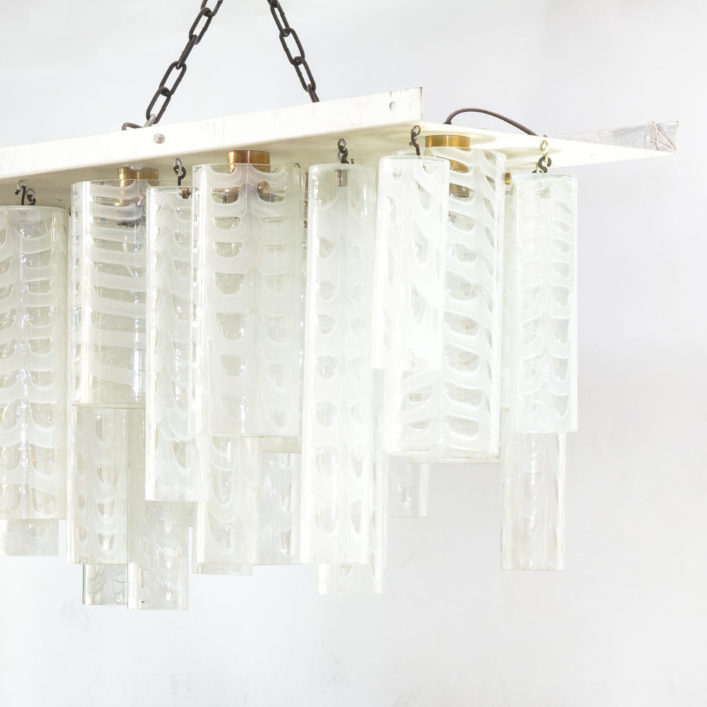 1950's suspended light fitting,-109270