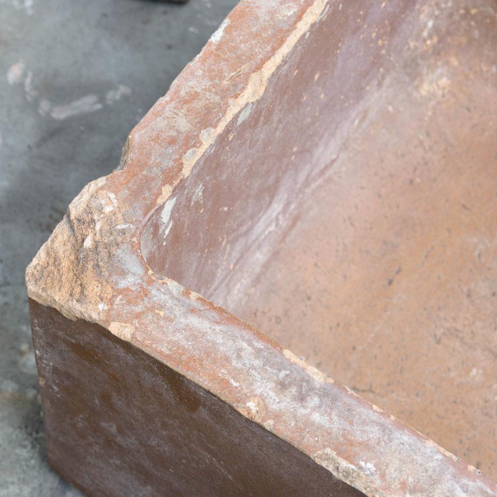 Salt glazed farm building water troughs,-109981